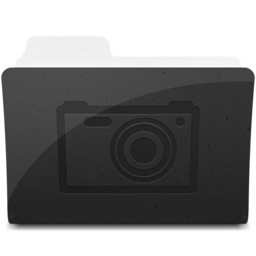 256x256px size png icon of PicturesFolderIcon