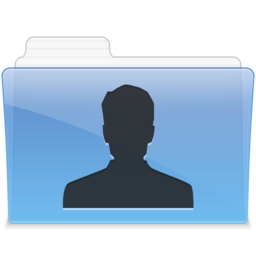 256x256px size png icon of AQUA User