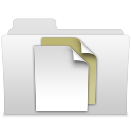 256x256px size png icon of Documents 2