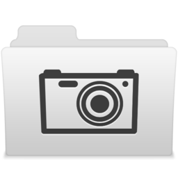256x256px size png icon of Pictures 1
