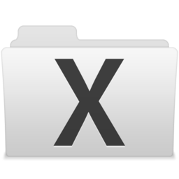 256x256px size png icon of System 1