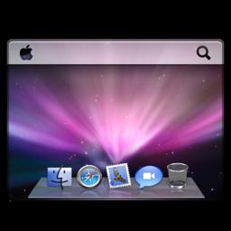 256x256px size png icon of ToolbarDesktopFolderIcon