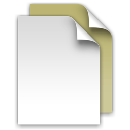 256x256px size png icon of ToolbarDocumentsFolderIcon