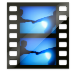 256x256px size png icon of ToolbarMovieFolderIcon