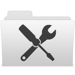 256x256px size png icon of Utilities 1