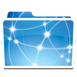256x256px size png icon of White Sites