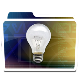 256x256px size png icon of White Smart Alt