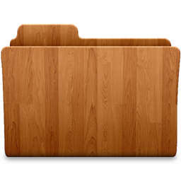 256x256px size png icon of Generic Wood