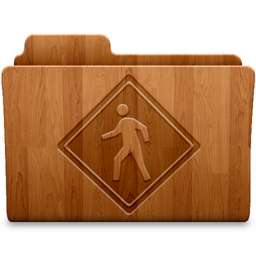 256x256px size png icon of Public Wood