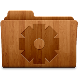 256x256px size png icon of Smart Wood