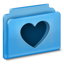 256x256px size png icon of Favorites