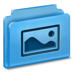 256x256px size png icon of Picture