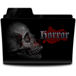256x256px size png icon of Horror