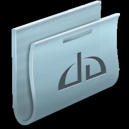 256x256px size png icon of Devart Folder