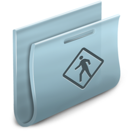 256x256px size png icon of Public Folder 2