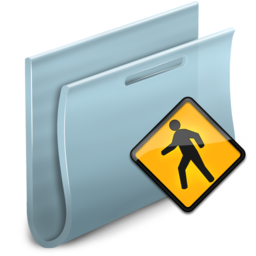 256x256px size png icon of Public Folder 3