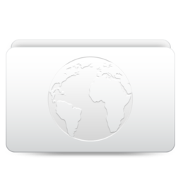 256x256px size png icon of Sites 2