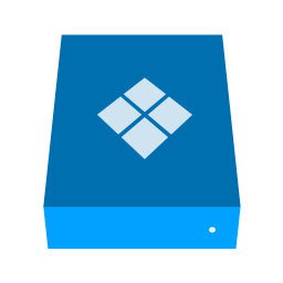 256x256px size png icon of Bootcamp Drive