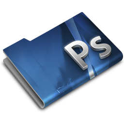 256x256px size png icon of Adobe Photoshop CS3 Overlay