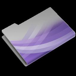256x256px size png icon of Entourage files