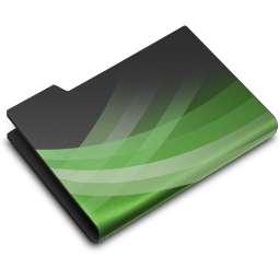 256x256px size png icon of Excel Dark