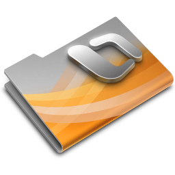 256x256px size png icon of Powerpoint Overlay
