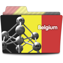 256x256px size png icon of Belgium