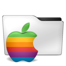 256x256px size png icon of Apple