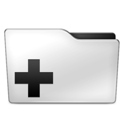 256x256px size png icon of Extras