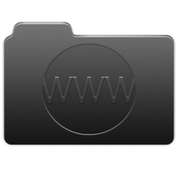 256x256px size png icon of Sites Carbon