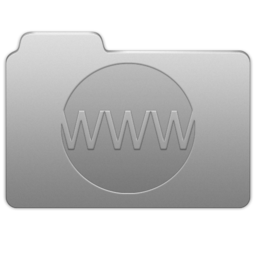 256x256px size png icon of Sites