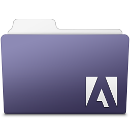 256x256px size png icon of Adobe After Effects Folder