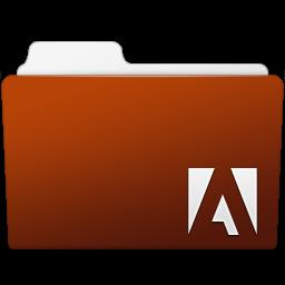 256x256px size png icon of Adobe Bridge Folder