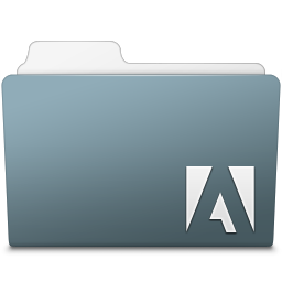 256x256px size png icon of Adobe Device Central Folder