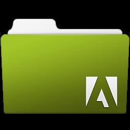 256x256px size png icon of Adobe Dreamweaver Folder