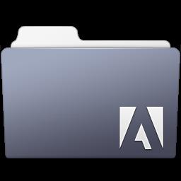 256x256px size png icon of Adobe Encore Folder