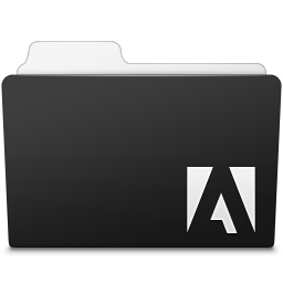 256x256px size png icon of Adobe Flex Folder