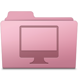 256x256px size png icon of Computer Folder Sakura