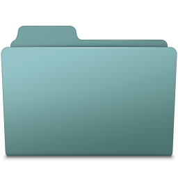 256x256px size png icon of Generic Folder Willow