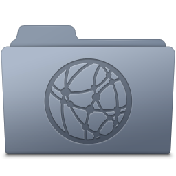 256x256px size png icon of GenericSharepoint Graphite
