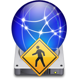 256x256px size png icon of IDisk Public