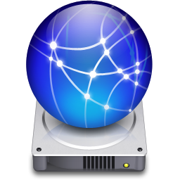 256x256px size png icon of IDisk