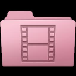 Movie Folder Sakura Vector Icons Free Download In Svg Png Format