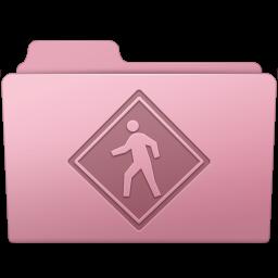256x256px size png icon of Public Folder Sakura
