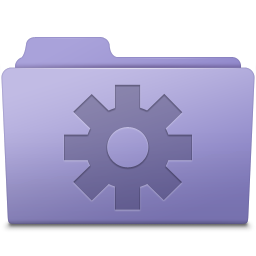 256x256px size png icon of Smart Folder