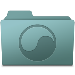 256x256px size png icon of Universal Folder Willow