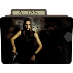 256x256px size png icon of Alias 1