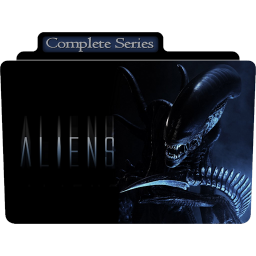 256x256px size png icon of Alien 1