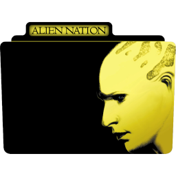 256x256px size png icon of Alien Nation