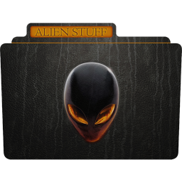 256x256px size png icon of Alien Stuff